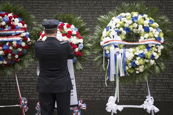 National Police Week honored 135 fallen
